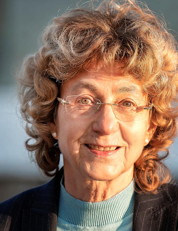 Portrait Megha Baumeler