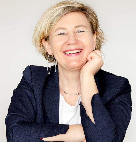 Portrait Sabine Haldemann