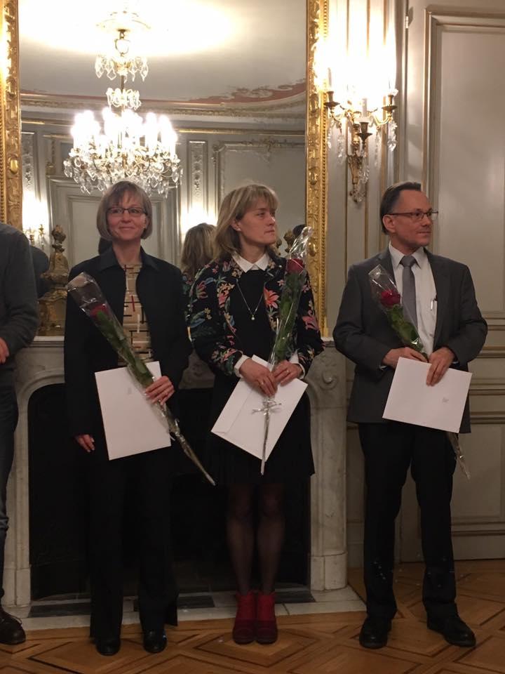 Foto von Diplomfeier