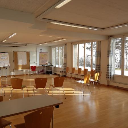 Modul 6 seminarraum herzberg