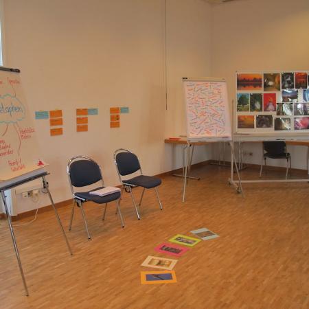 Modul c seminarraum